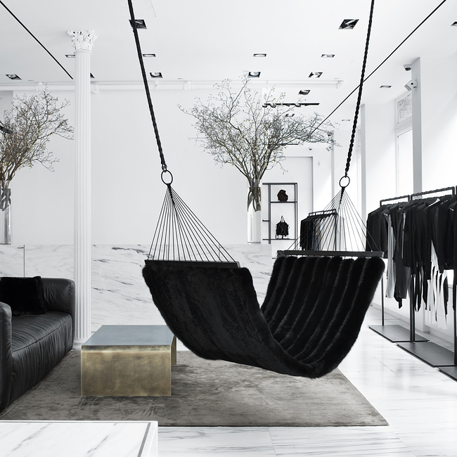 interior designer ryan korban for the alexander wang showroom luxury redefined   living rooms luxury and room  rh   pinterest