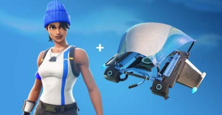 Download Fortnite Skins Free Download For Pc Laptop On Windows 10 8 7 Xp Mac Ps Plus Fortnite Team Blue