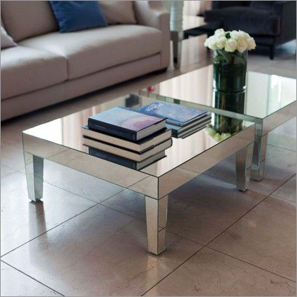 Mirrored Coffee Table Google Search