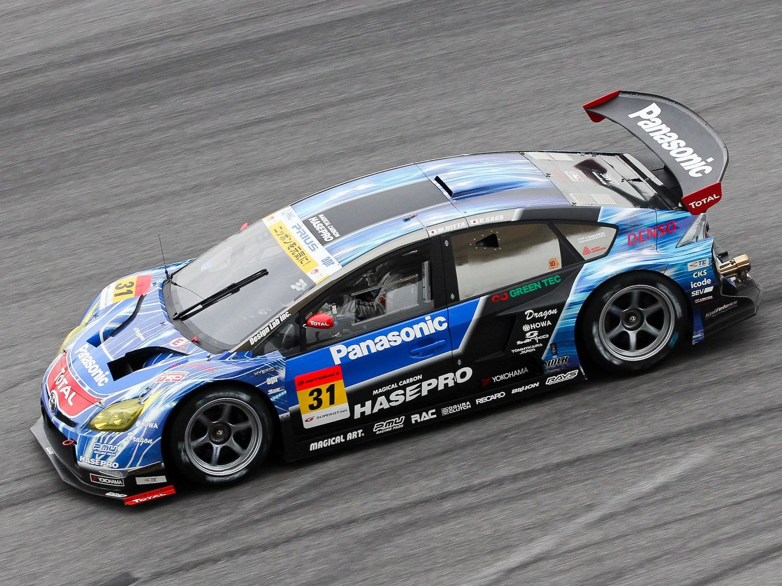 Image result for Prius Racing