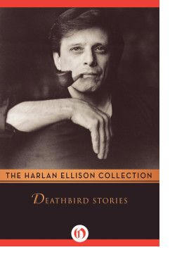 "http://bookbarbarian.com/deathbird-stories-by-harlan-ellison/ ""Men rarely (if ever) manage to dream up a god superior to themselves. Most gods have the manners and morals of a spoiled child."" —Robert Heinlein, 1973   A masterwork of myth and terror, Deathbird Stories collects nineteen of Harlan Ellison's best stories written over the course of a decade. In it, ancient gods fade as modern society creates new deities to worship—gods of technology, drugs, gambling. R"
