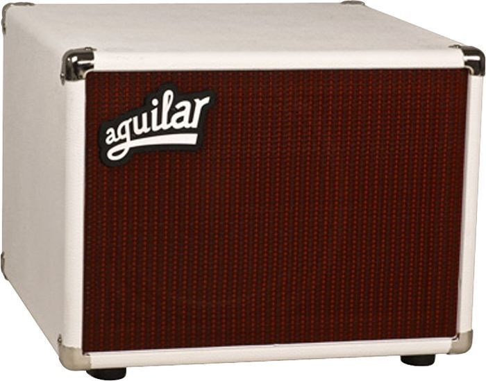 Aguilar Speaker Cabinet Db Series 1 X 12 8 Ohm White Hot Andertons Music Co Speaker Ohms Frequency Response