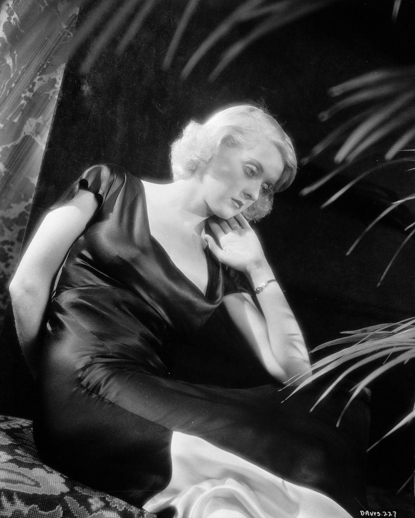 Beautiful Bette Davis