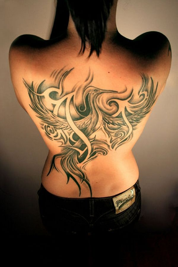 25 Beautiful Back Tattoos For Women Slodive Tribal Back Tattoos Back Tattoo Women Tattoos For Women