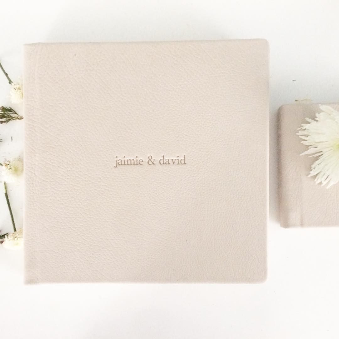 Alpine Luxe Leather RedTree Album + mini | Photo by Piper Little #redtreealbums