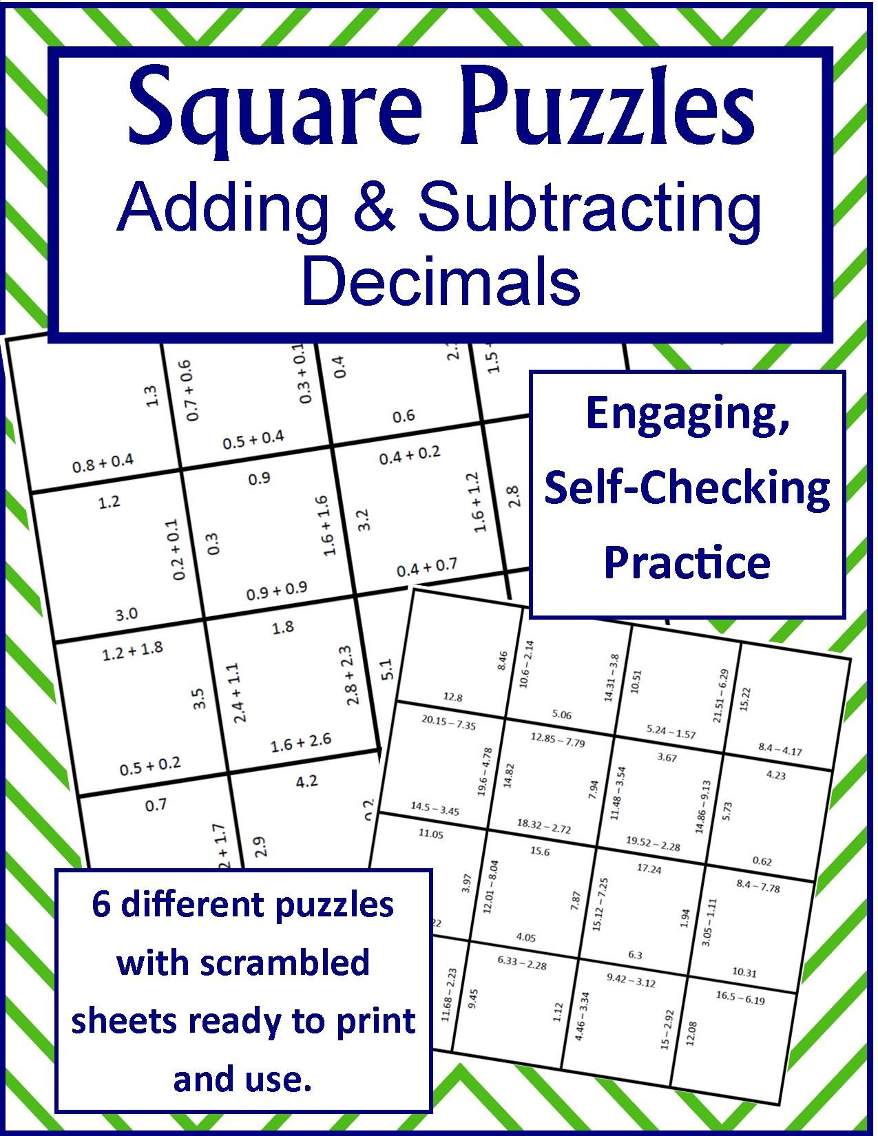 Pin On Star Products Teaching Ideas Decimal addition lesson answer key