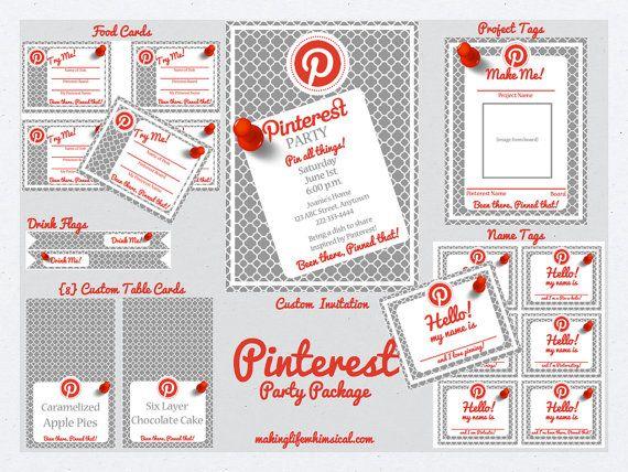 17 images propos de Pinterest Party Ideas sur Pinterest – Party Invitations Pinterest