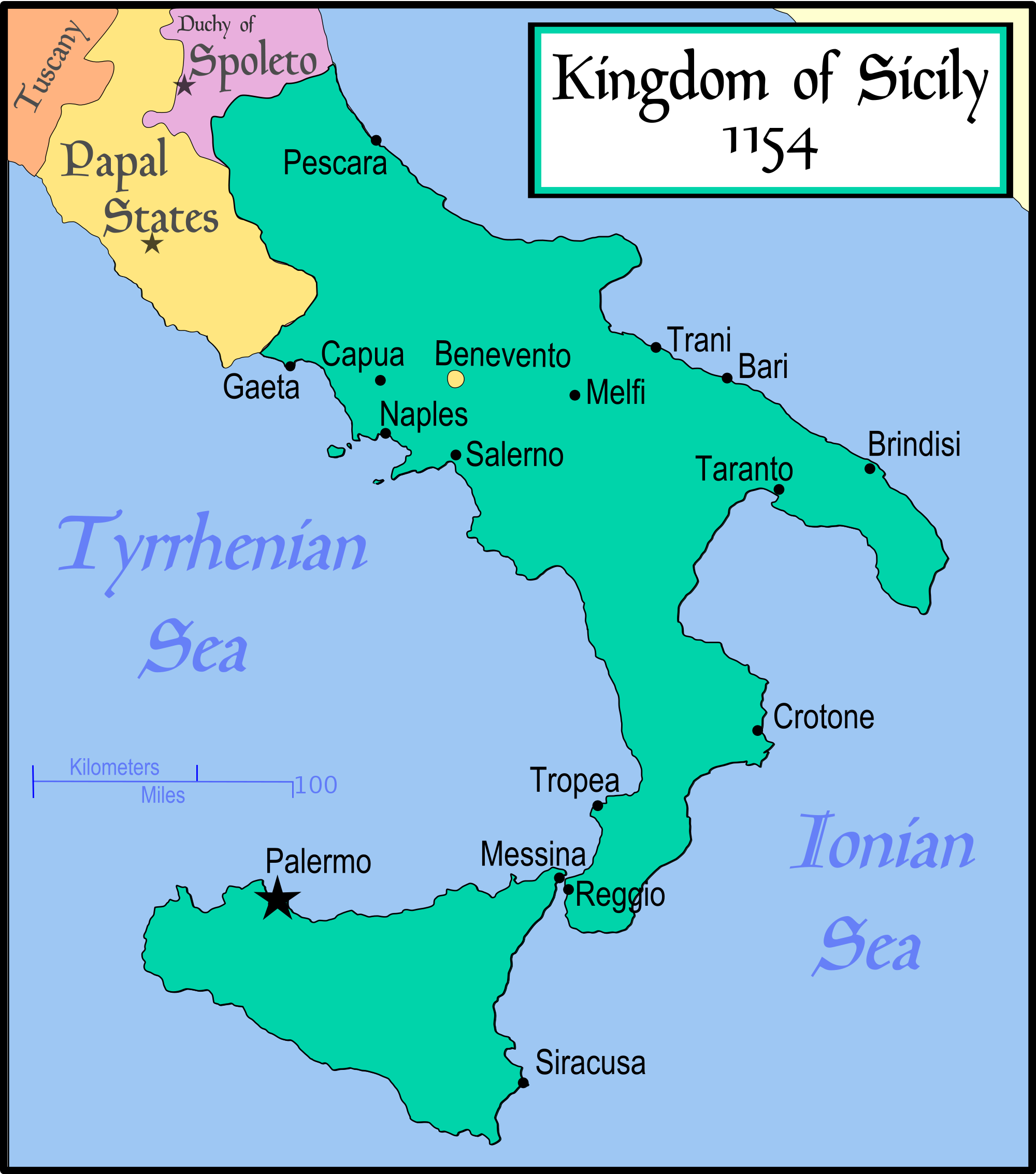 the normans maps sicily and italy  Google Search  Ancient