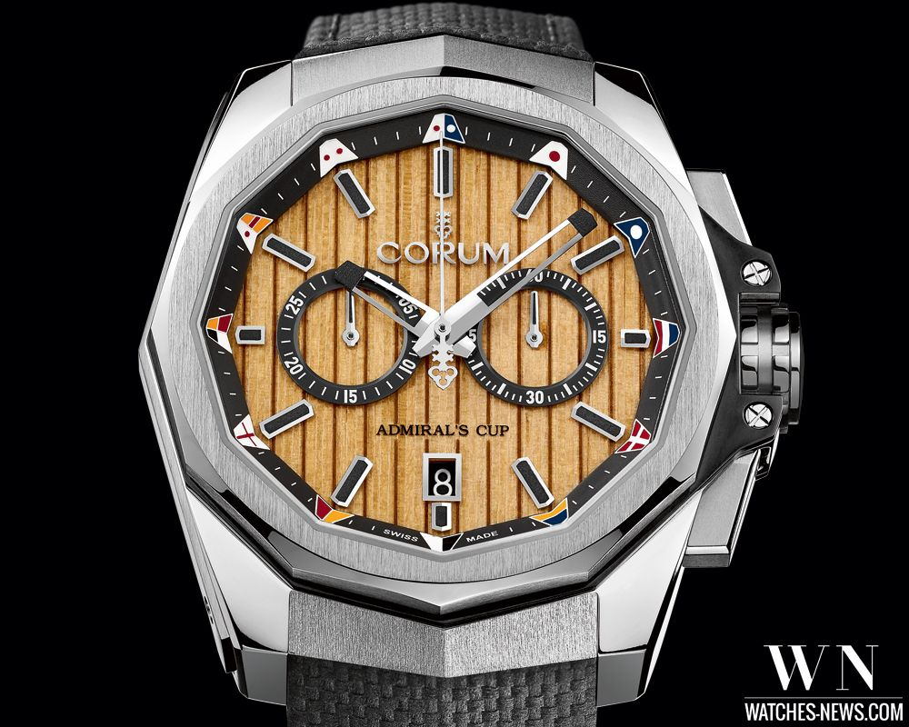 CORUM – Admiral's Cup AC-One 45 Wood