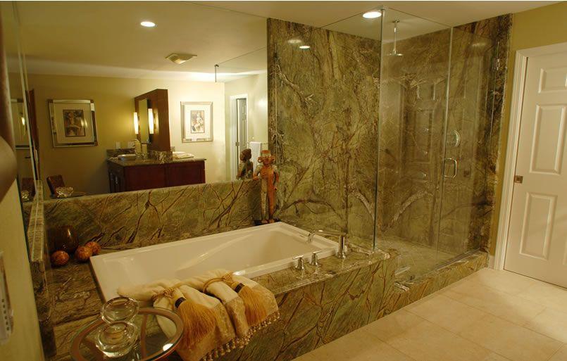 rainforest marble bathroom Sosa Granite Marble Gallery 24