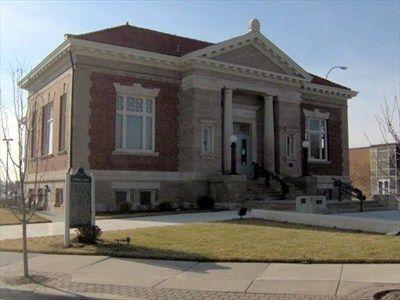Carnegie Library Montana The Art Center Mt Clemens Michigan Carnegie Library Buildings On Carnegie Library Michigan Art Center