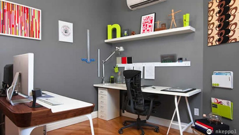 Aménagement Décoration Bureau Chambre | Bureau Chambre, Décoration