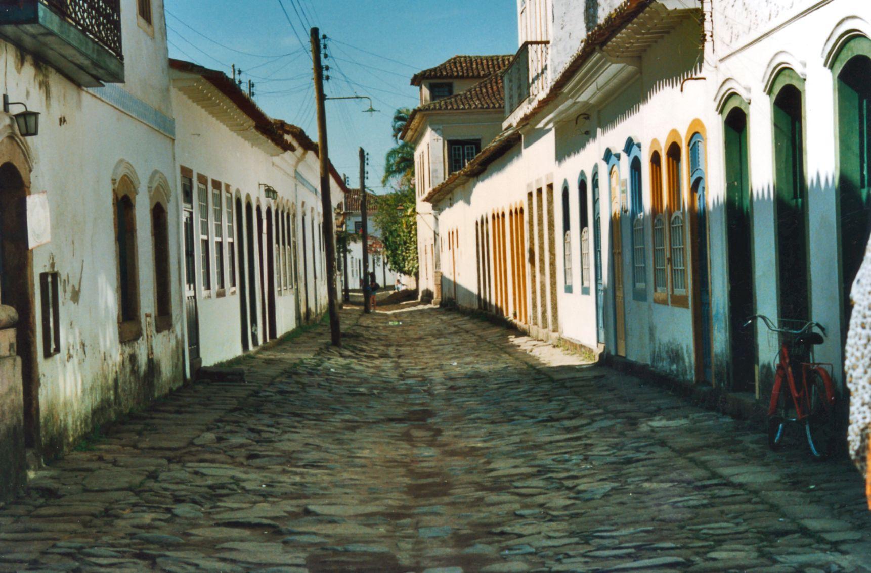 Paraty, Brasil (1996)
