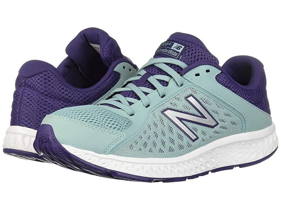New Balance 420v4 (Mineral Sage/Wild Indigo) Women's Running Shoes ...