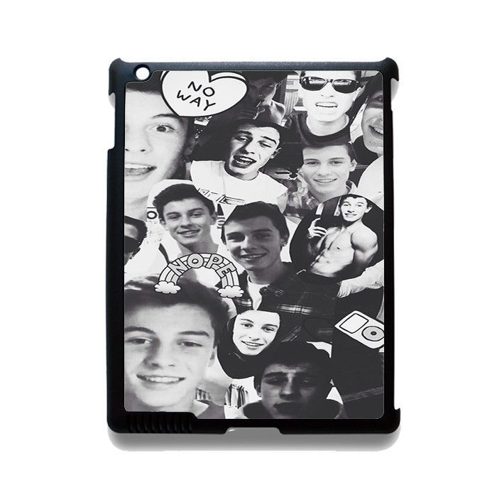 Shawn Mendes Collage TATUM9522 Apple Phonecase Cover For