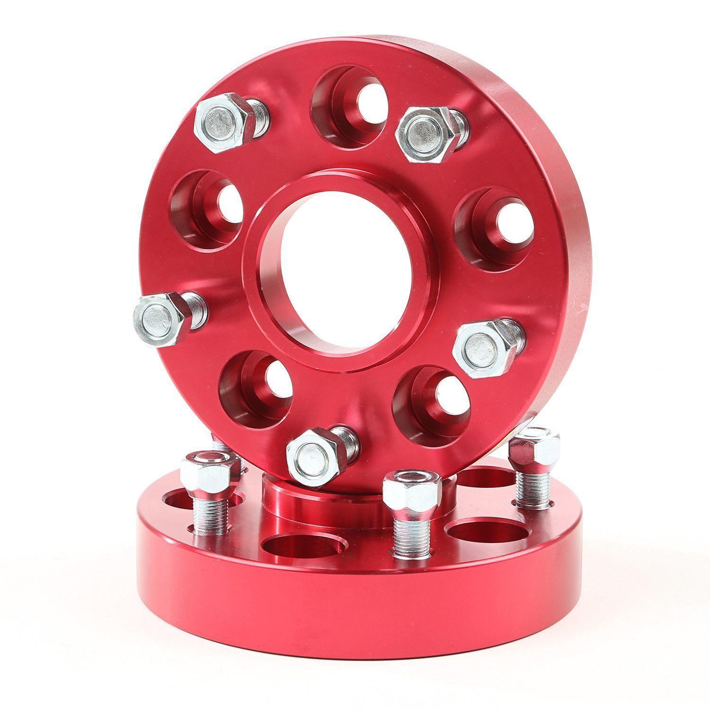 Wheel Adapters, 5x4.5 to 5x5; 0516 Jeep JK/WK/XK Jeep