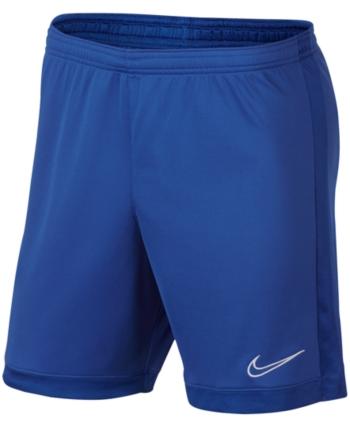 Nike Men/'s Dry Academy Soccer Training Shorts Blue//White 832508-452 sz XL