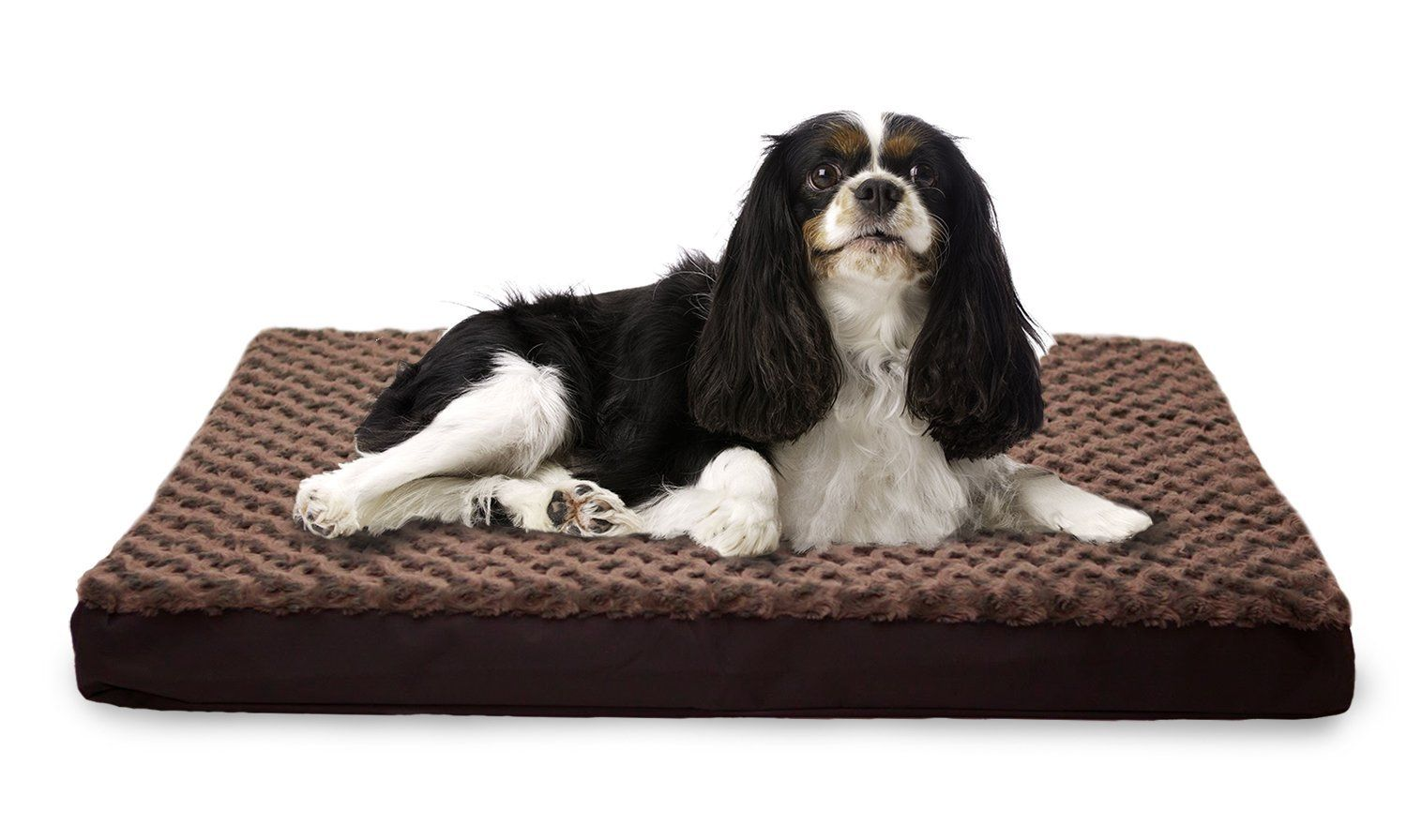 Furhaven Orthopedic Mattress Pet Bed, Large