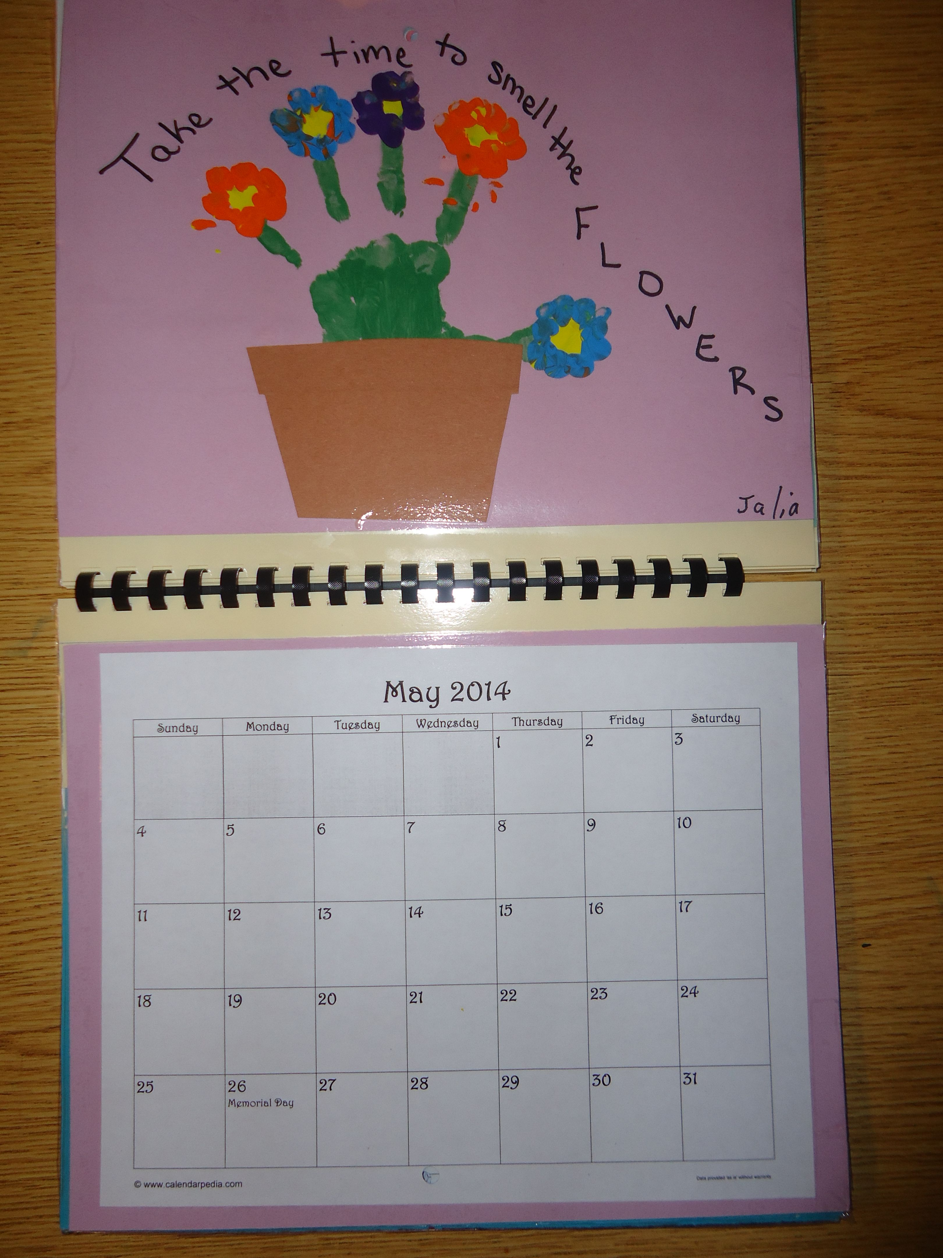 May Calendar Picture Ideas : May calendar picture ideas