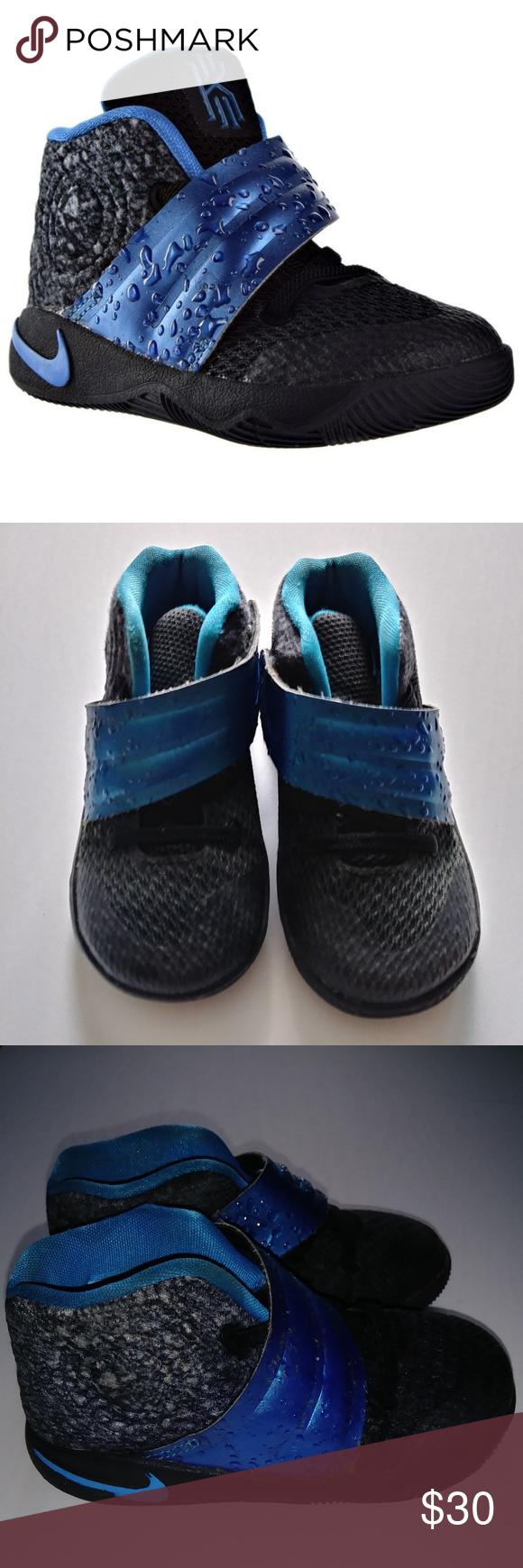 289 Nike Kyrie 2 Water Drop Black