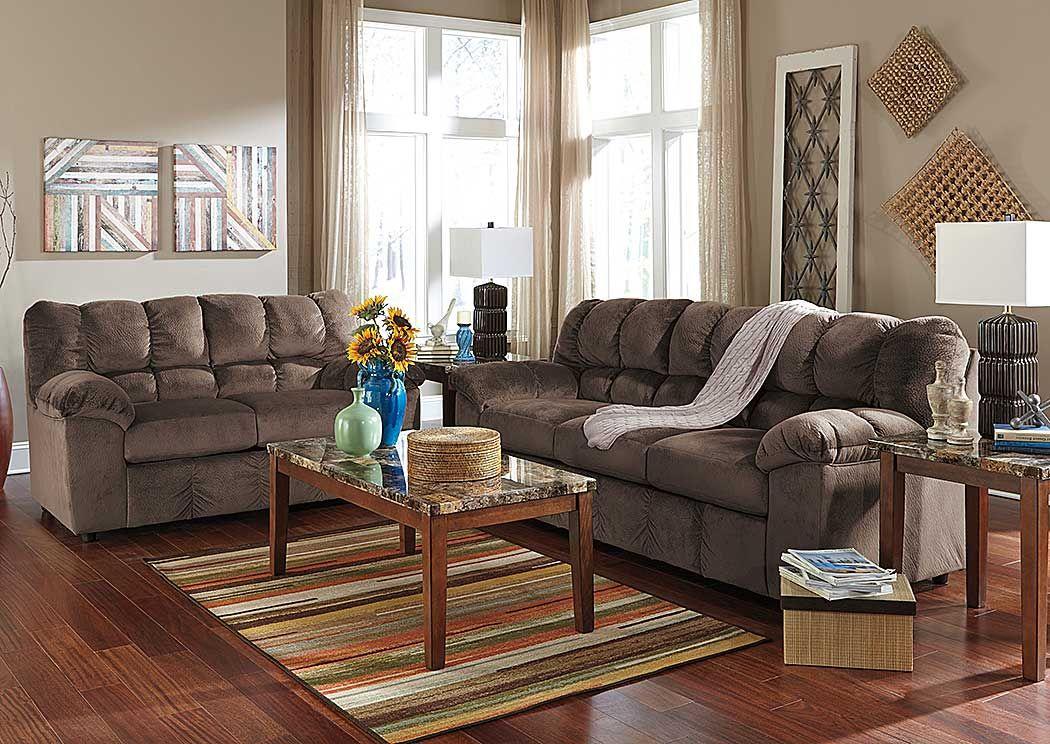 Elegant Oak Furniture Liquidators Julson Cafe Sofa U0026 Loveseat.