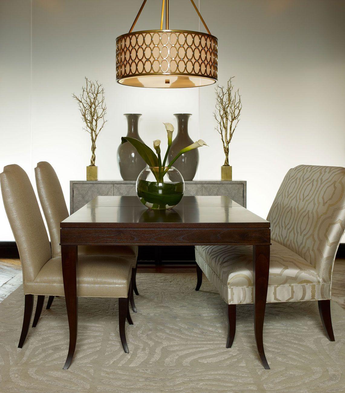 Dining room design 2013 - Candice Olson Furniture 2013 Candice Olson S Dining Room Collection