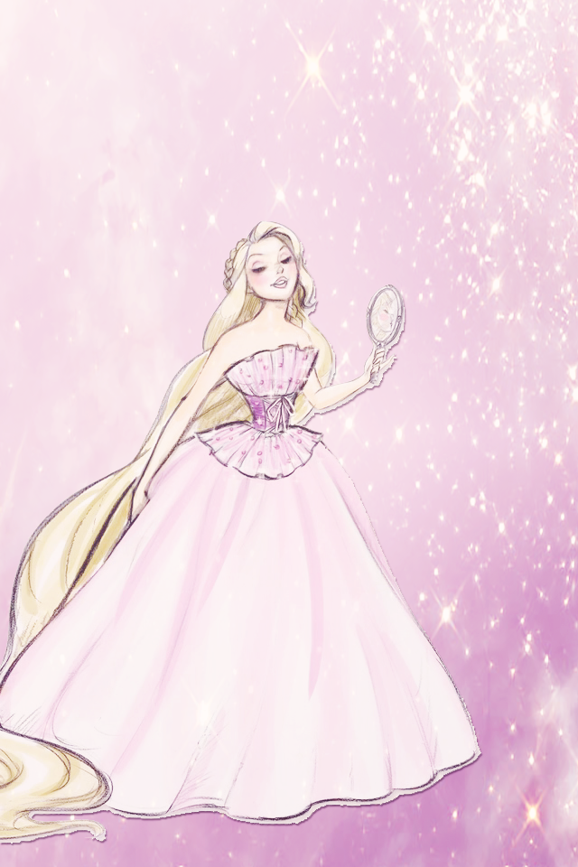Designer Princess iphone backgrounds Принцессы диснея