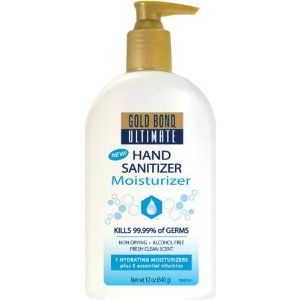 Quickly Becoming A Fav Of Mine Moisturizer And Hhand Sanitizer
