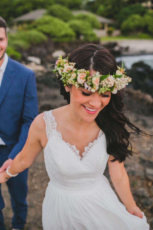 Destination wedding kukahiko estate kihei hawaii maui