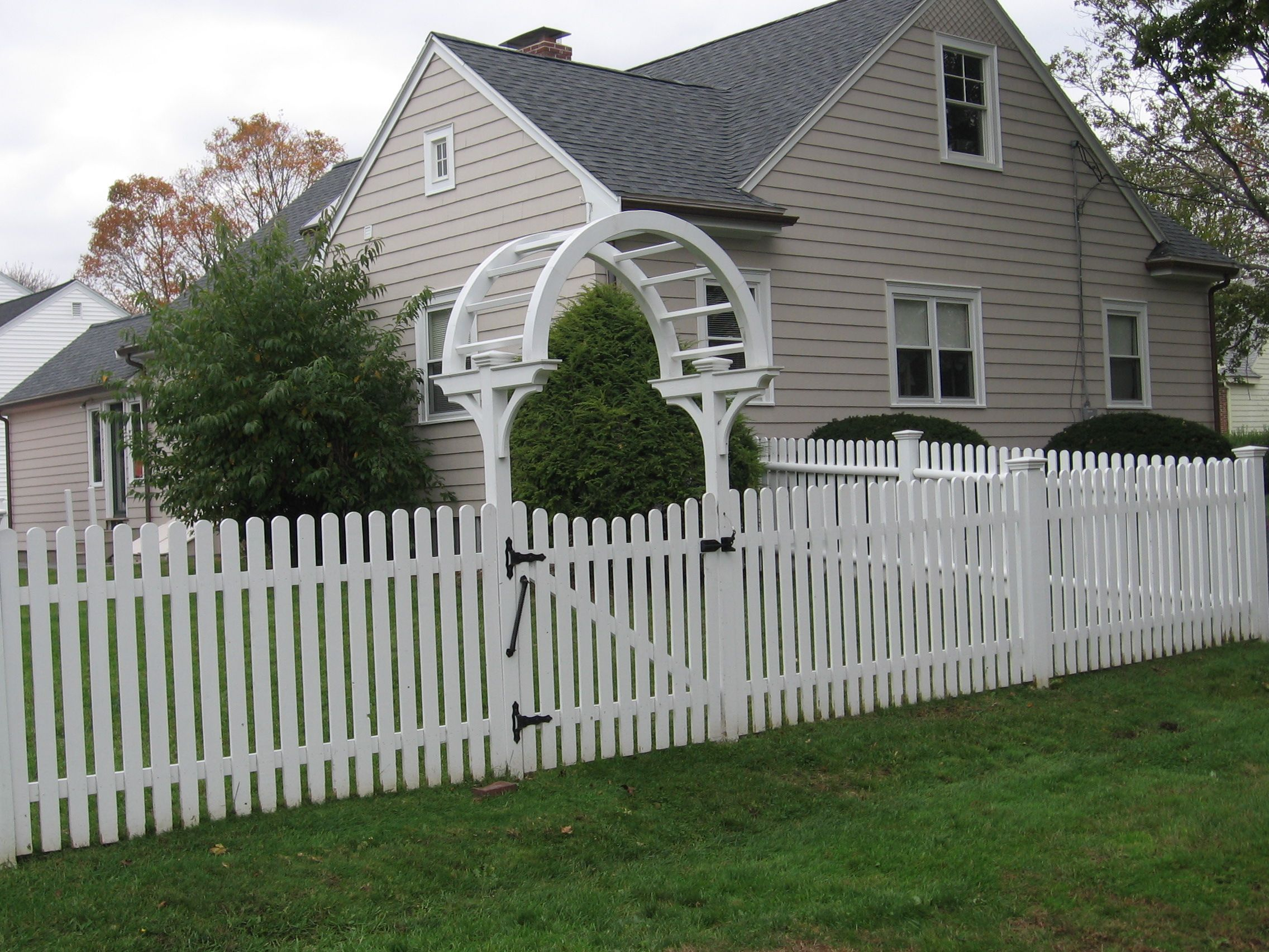 picket fence styles Google Search