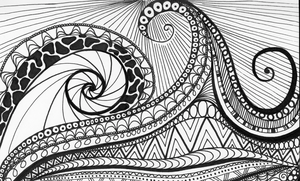 Waves by EyeSketch