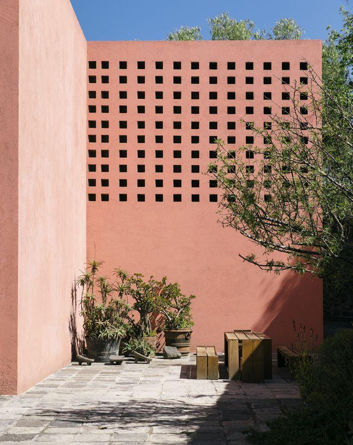 900 Ideeën Over Luis Barragan Architectuur Guadalajara Luis Barragan