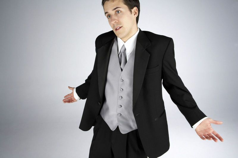 What Does An Usher Do Usher Wedding Party Fashion