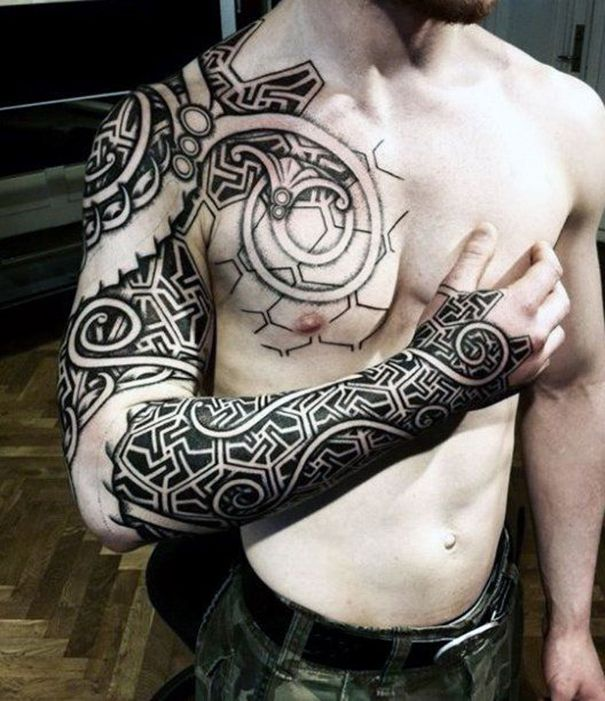 sleeve tattoos 2018 for men sleeve tattoos pinterest tattoo and shoulder tattoo. Black Bedroom Furniture Sets. Home Design Ideas