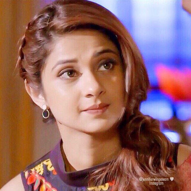 She Is So Cute Jennifer Winget Beyhadh Jennifer Winget Hairstyle