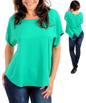 ~Trendy Green Top~
