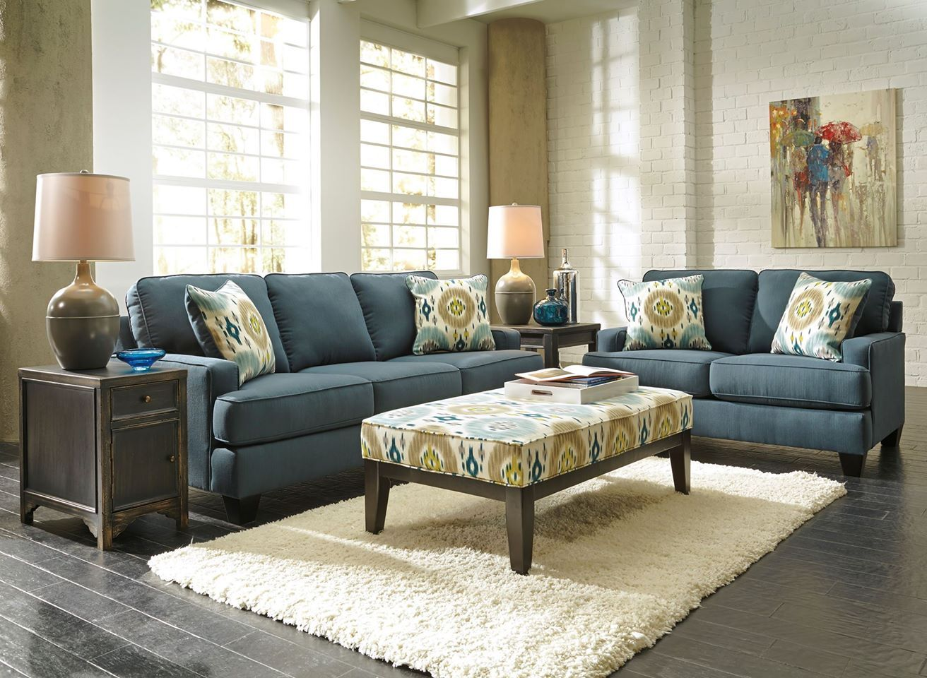 Beautiful Highland Sofa Available At Urban Home!