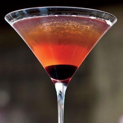 Manhattan Cocktail #classic #cheers