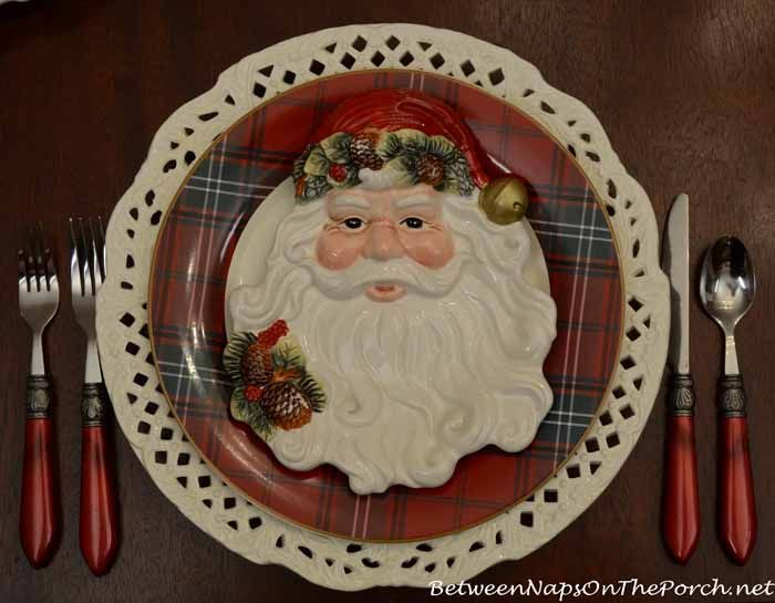 Christmas decor & Tartan Dishware: Mix u0026 Match Patterns To Create 17 Unique Tartan ...