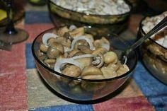 Самые вкусные рецепты: Маринованные грибочки