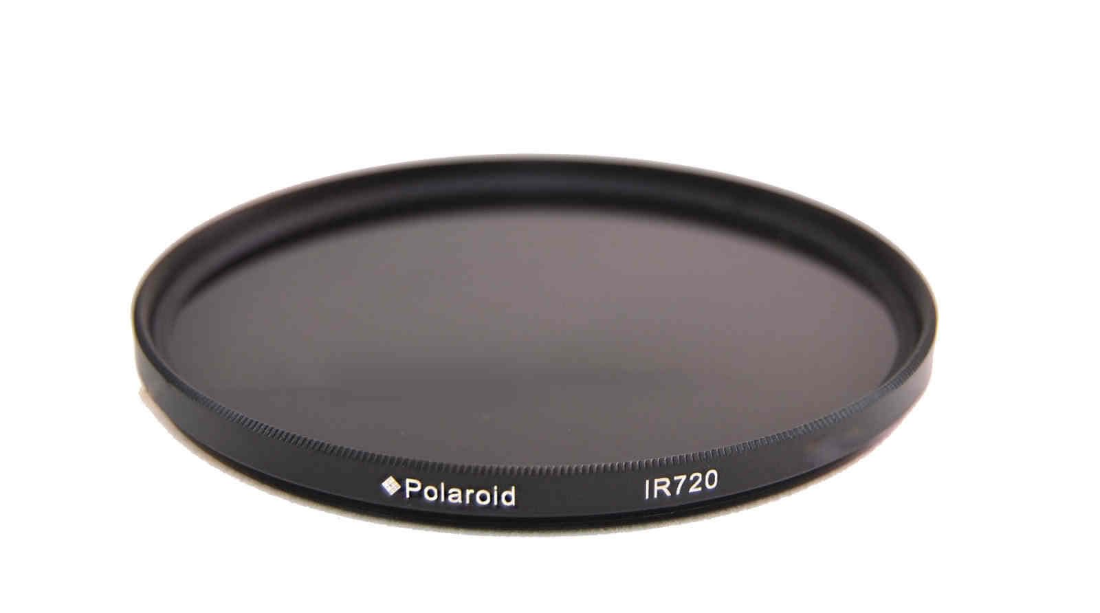 Polaroid Optics 67mm IR720 Infrared X-Ray Camera Lens Filter