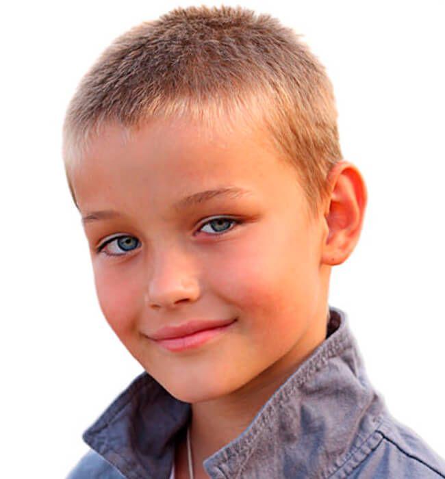 Short Boys Haircut Little Boy Haircuts Boys Haircuts Boy Haircuts Short