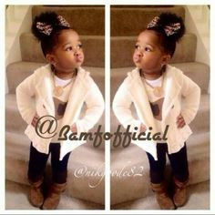 Cute Black Babies Google Search Babies With Swag Pinterest