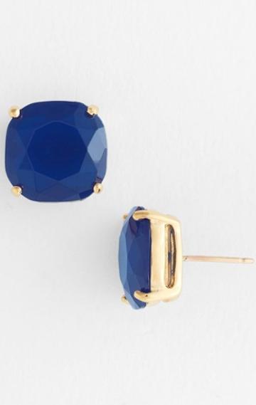 cute cobalt blue square studs http://rstyle.me/n/tiqpar9te
