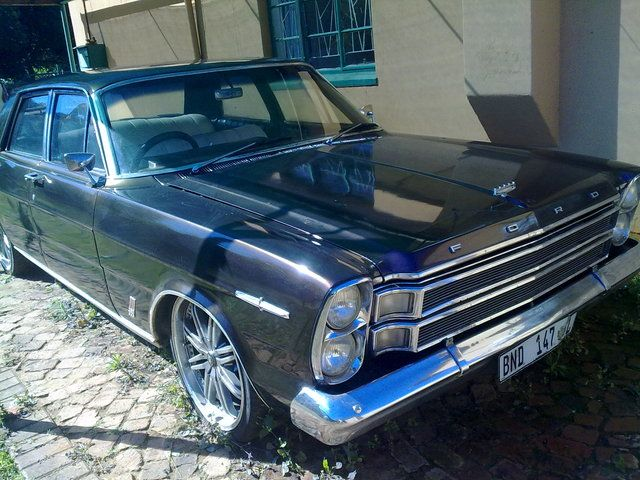 Free Classifieds In South Africa Ford Galaxie Classic Cars Ford Classic Cars