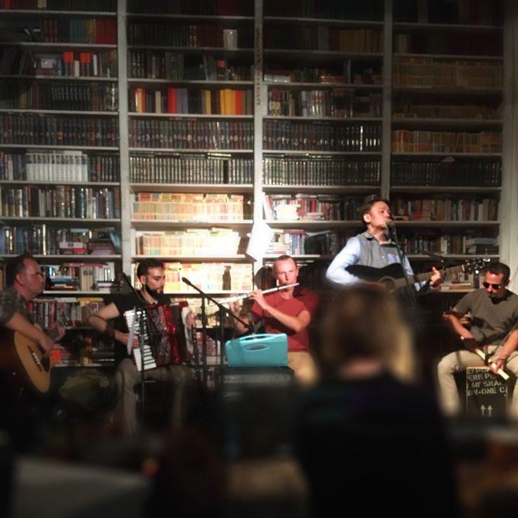 Отзыв о концерте групп Живете и Черновик в Катарсисе