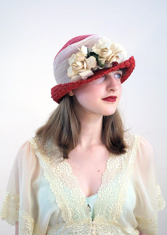 Vintage Garden Hats for Women