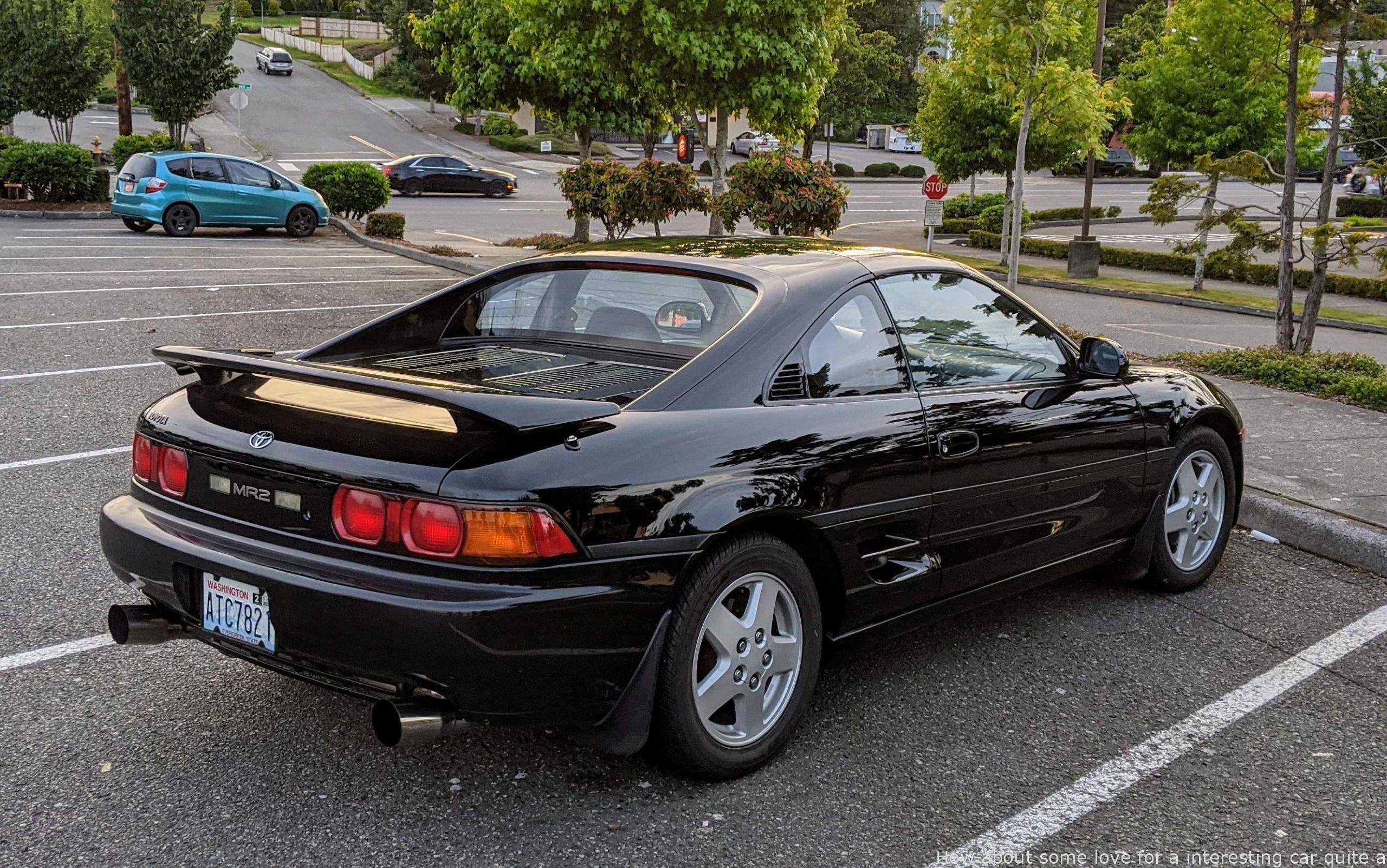 How About Some Love For A Interesting Car Quite A Few Men And Women Can Basically Pay For In 2020 Toyota Mr2 Shelby Car Motor Car