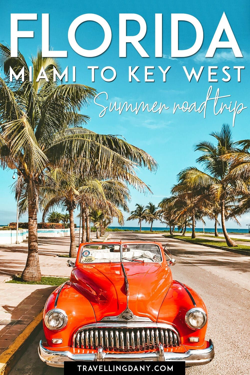 All the secret spots you should see on the way to Key West (Florida)!