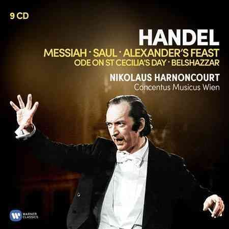 Nikolaus Harnoncourt - Handel: Oratorios